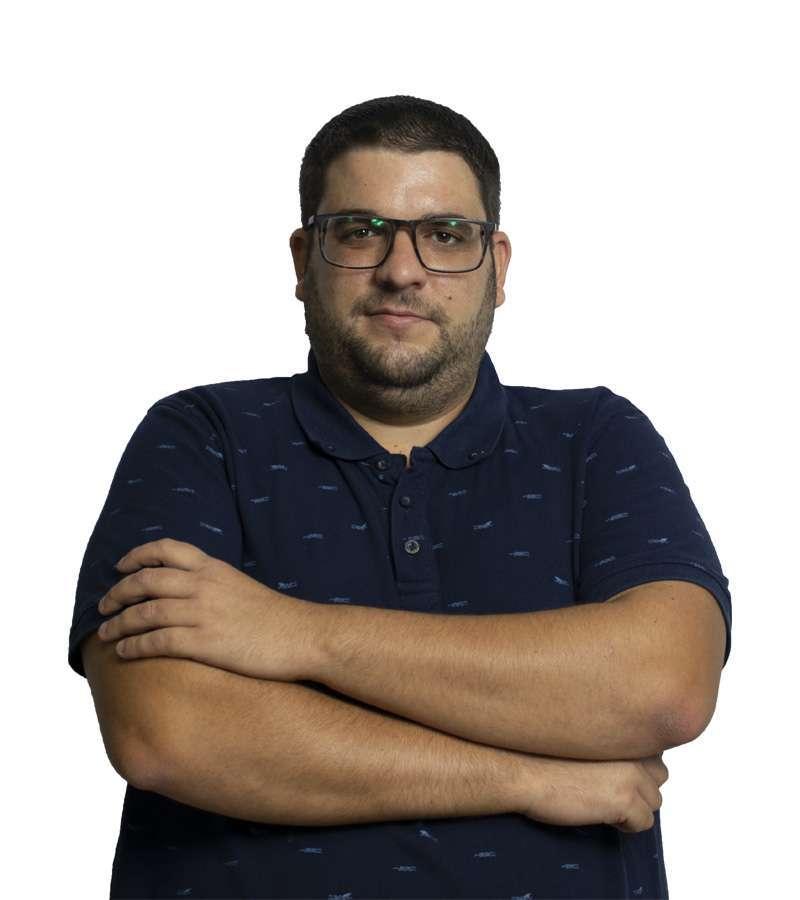 Manolo Bejarano Muñoz, profesor de corneta y percusión